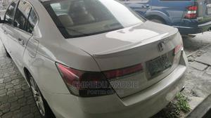 Honda Accord 2010 Sedan EX-L V-6 White   Cars for sale in Rivers State, Port-Harcourt