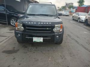 Land Rover LR3 2007 V8 SE Black | Cars for sale in Lagos State, Surulere