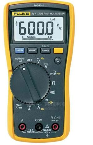 Fluke 117 Electricians True RMS Multimeter   Measuring & Layout Tools for sale in Lagos State, Ojo