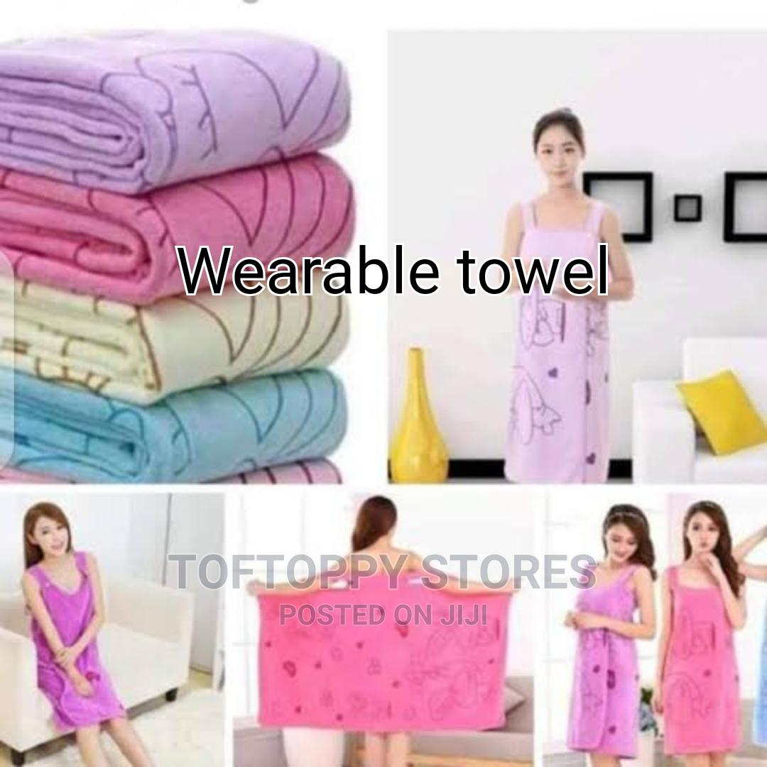 High Quality Wearable Towel | Home Accessories for sale in Ikeja, Lagos State, Nigeria