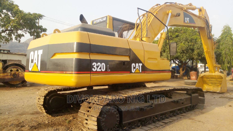 320L Excavator for Sale