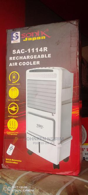 Professional Sonik Japan Rechargeable Air Cooler   Home Appliances for sale in Lagos State, Ikeja