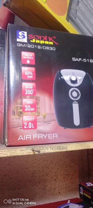 Professional Sonik Air Fryer   Kitchen Appliances for sale in Lagos State, Ikeja