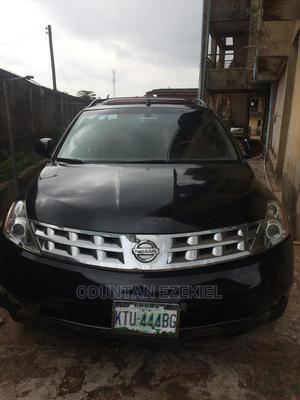 Nissan Murano 2005 SL AWD Black | Cars for sale in Ogun State, Ijebu Ode