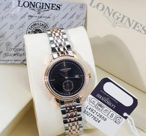 High Quality Longines Silver Female Watch   Watches for sale in Lagos State, Magodo