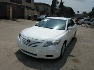 Toyota Camry 2007 White | Cars for sale in Lagos State, Gbagada