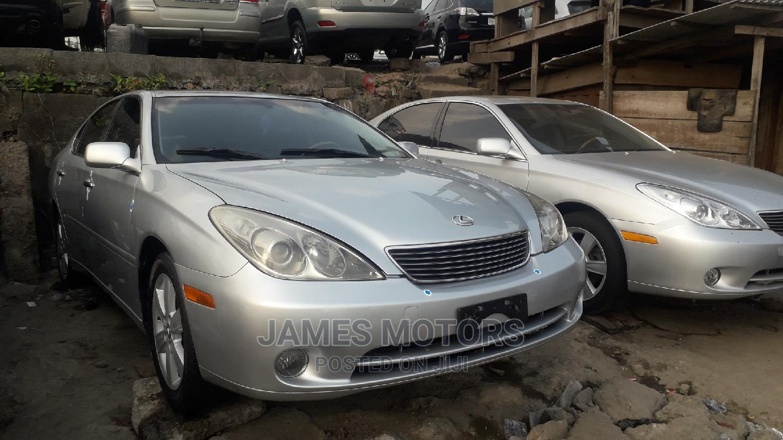 Lexus ES 2006 Silver   Cars for sale in Amuwo-Odofin, Lagos State, Nigeria