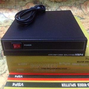 4way Av Splitter | Accessories & Supplies for Electronics for sale in Lagos State, Ajah