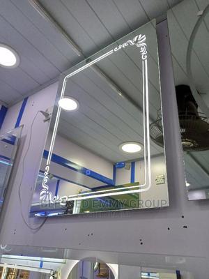 60*80 L E D Mirror | Home Accessories for sale in Lagos State, Orile