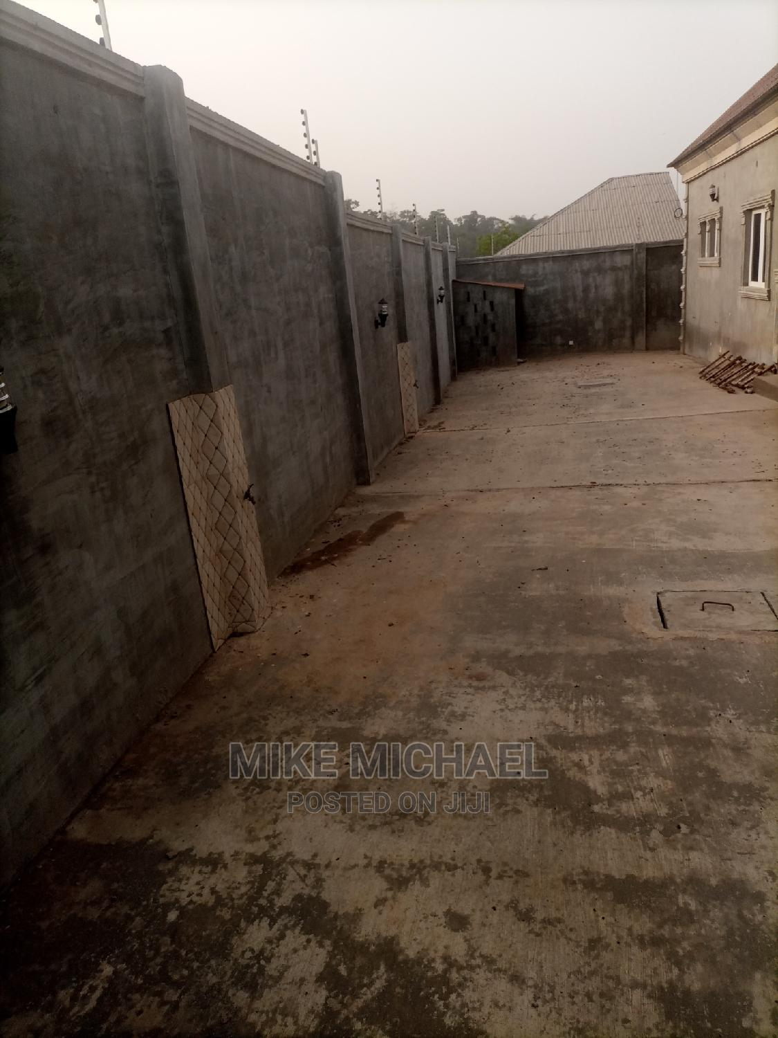 Archive: Two Units of Two Bedroom Bungalow/Flat at Elebu