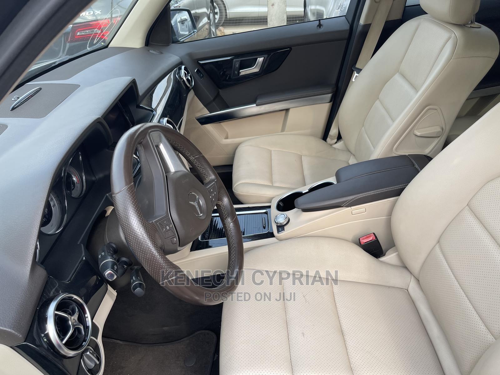 Mercedes-Benz GLK-Class 2014 350 4MATIC Gray   Cars for sale in Amuwo-Odofin, Lagos State, Nigeria