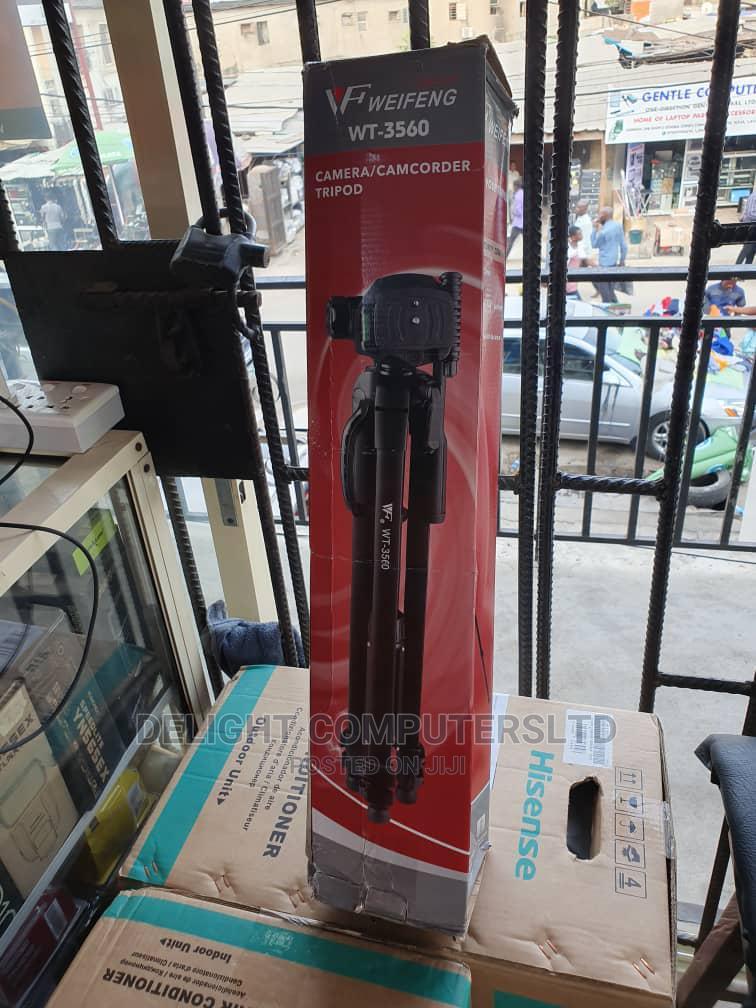 Camera Tripod Stand-wt-3560