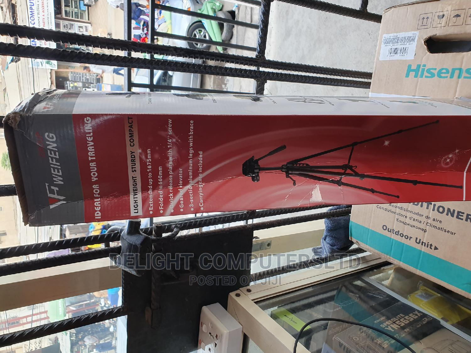 Camera Tripod Stand-wt-3560   Accessories & Supplies for Electronics for sale in Ikeja, Lagos State, Nigeria