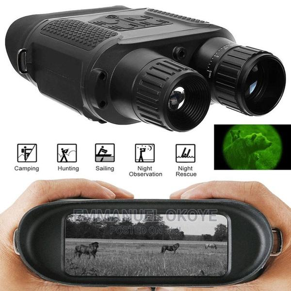 Day And Night Vision Binocular Infra Red Digital Telescope   Camping Gear for sale in Ikeja, Lagos State, Nigeria