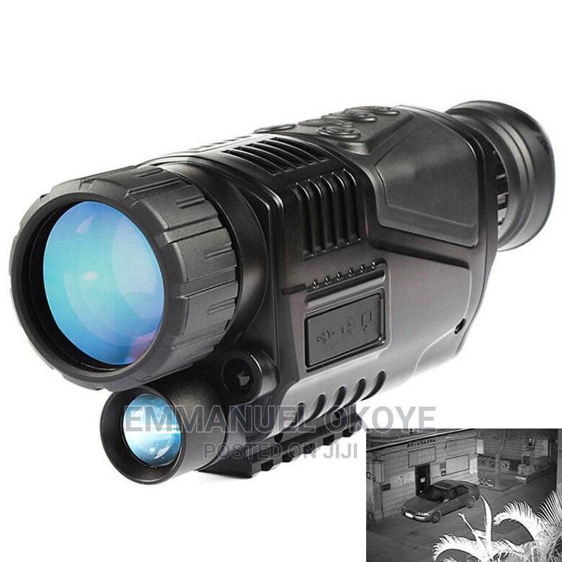 5 X 40 Day And Night Vision Binocular Powerful Heavy Duty