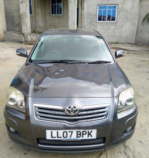 Toyota Avensis 2007 2.0 D-4d Black | Cars for sale in Rivers State, Port-Harcourt
