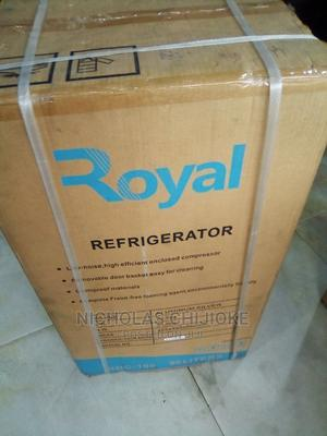 Royal Refrigerator Very Good and Reliable. | Kitchen Appliances for sale in Rivers State, Ikwerre