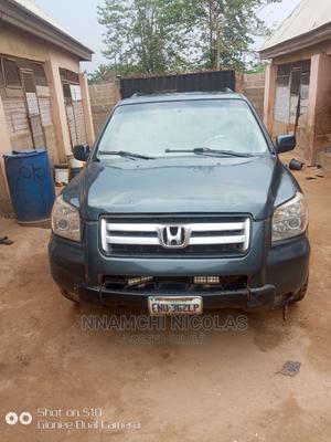 Honda Pilot 2007 EX 4x4 (3.5L 6cyl 5A) Green | Cars for sale in Enugu State, Enugu