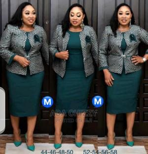 New Quality Female Turkey Gown With Jacket | Clothing for sale in Lagos State, Ikeja