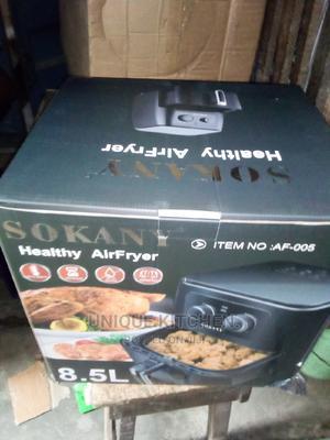 8.5litre Sokany Air Fryer   Kitchen Appliances for sale in Lagos State, Lagos Island (Eko)