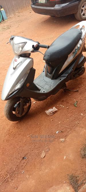 Kymco 2017 Silver | Motorcycles & Scooters for sale in Ogun State, Ijebu Ode