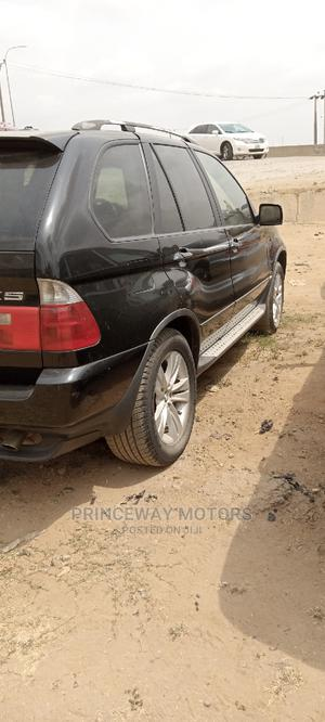 BMW X5 2005 Black | Cars for sale in Abuja (FCT) State, Lugbe District