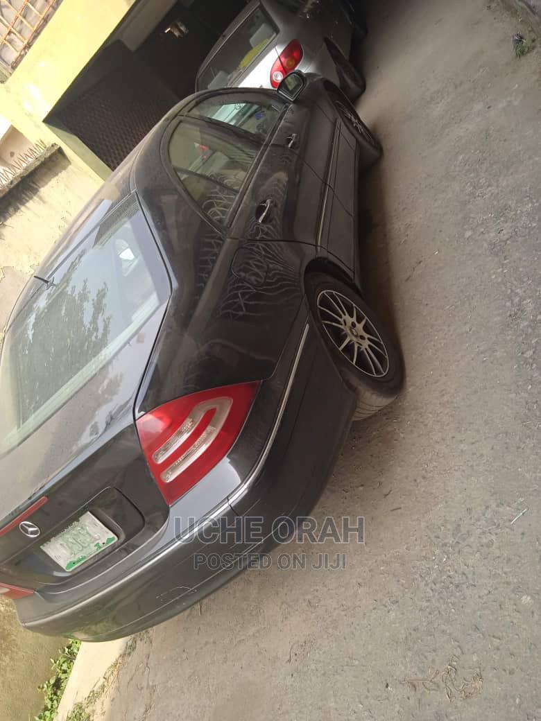 Archive: Mercedes-Benz C240 2002 Black