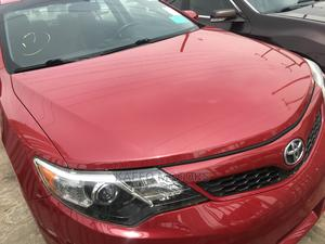 Toyota Camry 2012 Red | Cars for sale in Lagos State, Ikeja