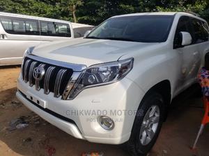 Toyota Land Cruiser Prado 2017 VX White | Cars for sale in Lagos State, Amuwo-Odofin