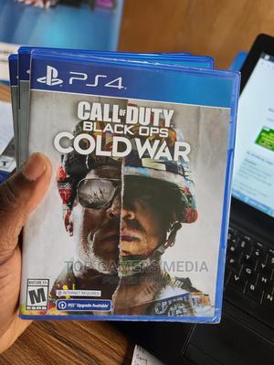 Ps4 Call Of Duty Black Ops Cold War Playstation 4 | Video Games for sale in Lagos State, Agege