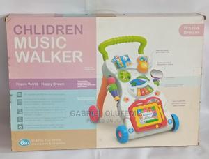 Children Music Walker   Children's Gear & Safety for sale in Lagos State, Oshodi