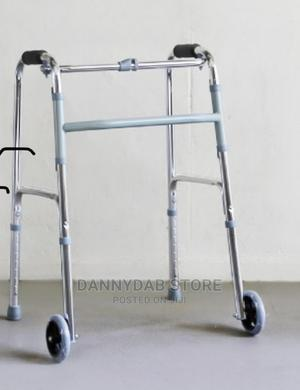 Foldable Walking Frame | Medical Supplies & Equipment for sale in Lagos State, Isolo
