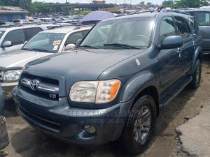 Toyota Sequoia 2007 Blue | Cars for sale in Lagos State, Apapa