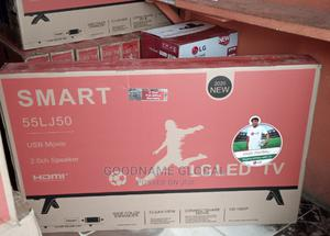 LG Smart TV 55 Inches.   TV & DVD Equipment for sale in Lagos State, Ojo