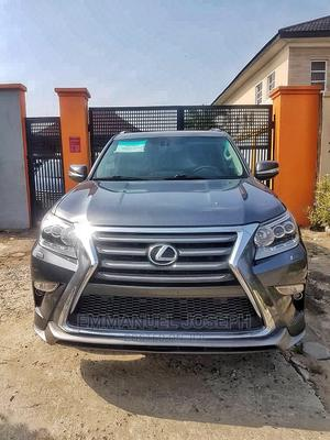 Lexus GX 2017 460 Luxury Gray | Cars for sale in Lagos State, Ajah