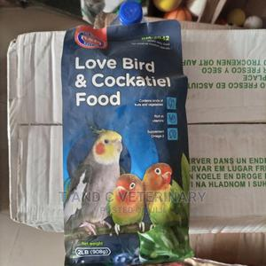 Love Bird and Cockatiel Food   Pet's Accessories for sale in Lagos State, Agege