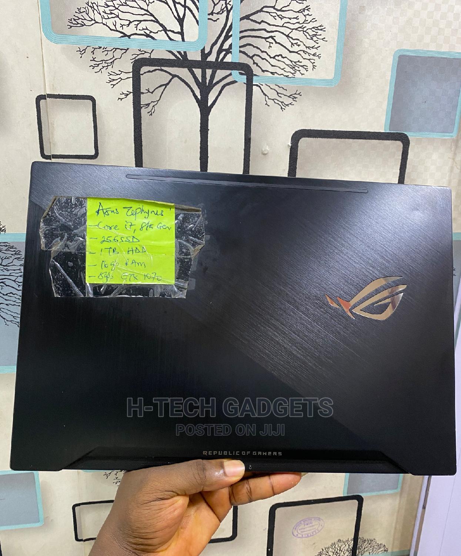 Laptop Asus ROG Zephyrus M (GM501) 16GB Intel Core I7 SSHD (Hybrid) 1T