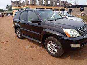 Lexus GX 2005 470 Sport Utility Black | Cars for sale in Lagos State, Ikotun/Igando