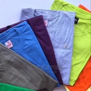 Unisex Cotton Plain T-Shirts | Clothing for sale in Osun State, Ife