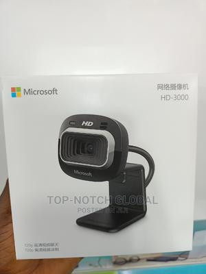 HD 3000 Microsoft Webcam | Computer Accessories  for sale in Lagos State, Ikeja
