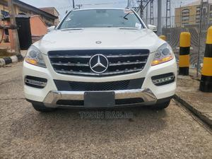 Mercedes-Benz M Class 2013 White | Cars for sale in Lagos State, Ikeja