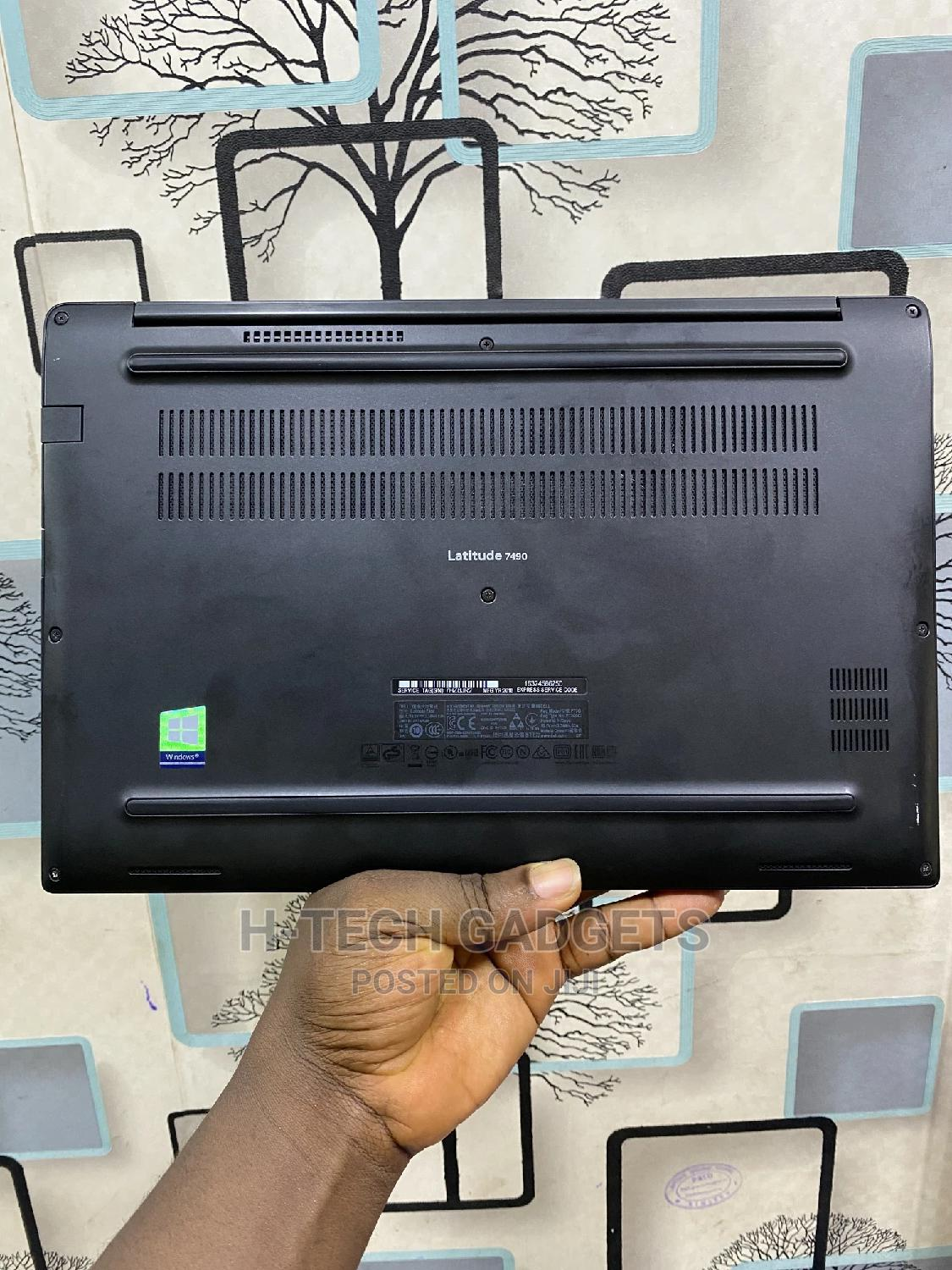 Laptop Dell Latitude 7480 8GB Intel Core I5 SSD 256GB | Laptops & Computers for sale in Ikeja, Lagos State, Nigeria