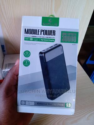 SHPLUS 30,000mah High Capacity Power Bank 3 Charging Input | Accessories for Mobile Phones & Tablets for sale in Lagos State, Ikeja