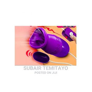 Clitoris Licking Nipple Sucker Vibrator   Sexual Wellness for sale in Lagos State, Amuwo-Odofin