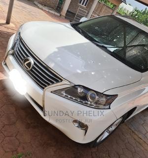 Lexus RX 2013 350 AWD White   Cars for sale in Ekiti State, Ado Ekiti