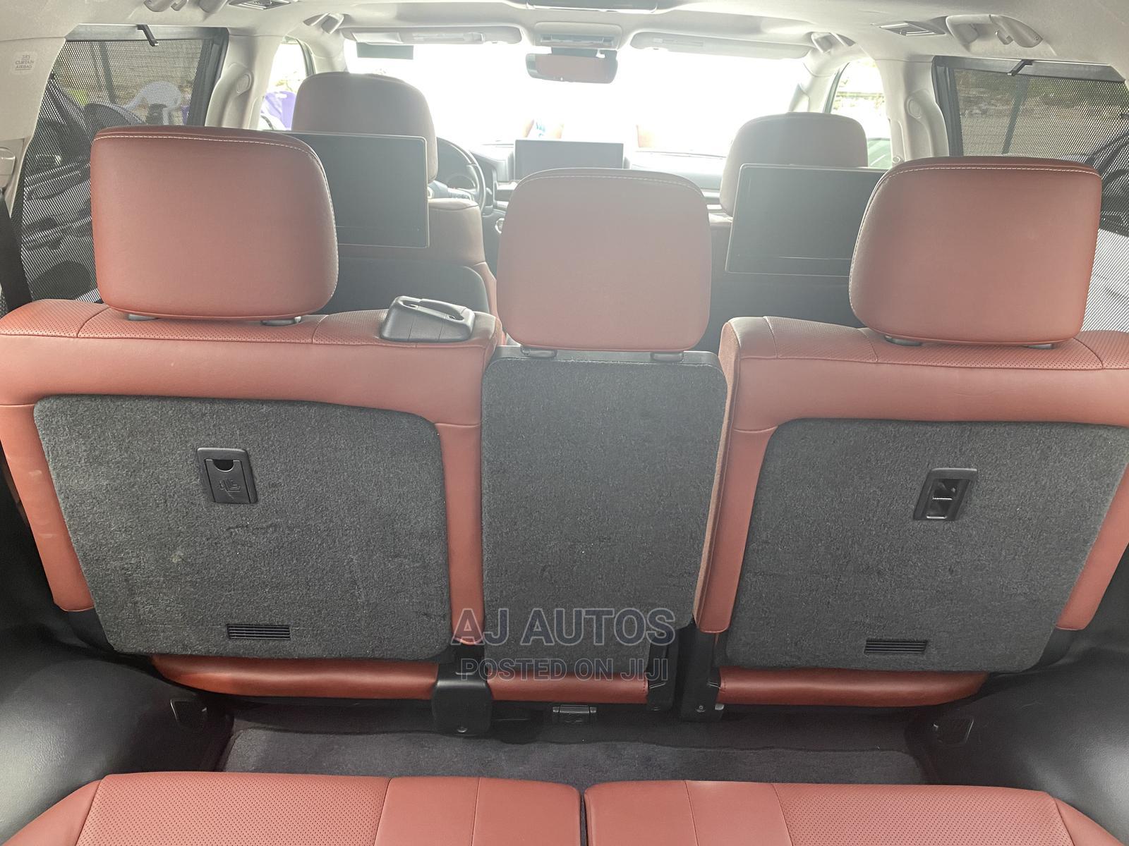 Archive: Lexus LX 2017 570 Base White