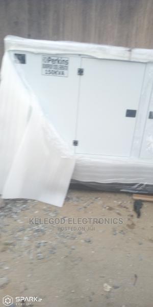 Perkins 150 KVA Soundproof Diesel Generator | Electrical Equipment for sale in Lagos State, Gbagada