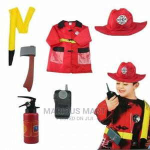 Kids' Career Day Fire Fighter Costume   Children's Clothing for sale in Lagos State, Oshodi