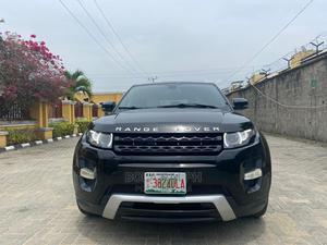 Land Rover Range Rover Evoque 2014 Pure 4x4 (2.0L 4cyl 9A) Black | Cars for sale in Lagos State, Lekki