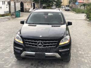 Mercedes-Benz M Class 2012 ML 350 BlueTEC 4Matic Black   Cars for sale in Lagos State, Lekki